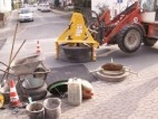 Фото №1:Фреза для канализационных люков SKF 950