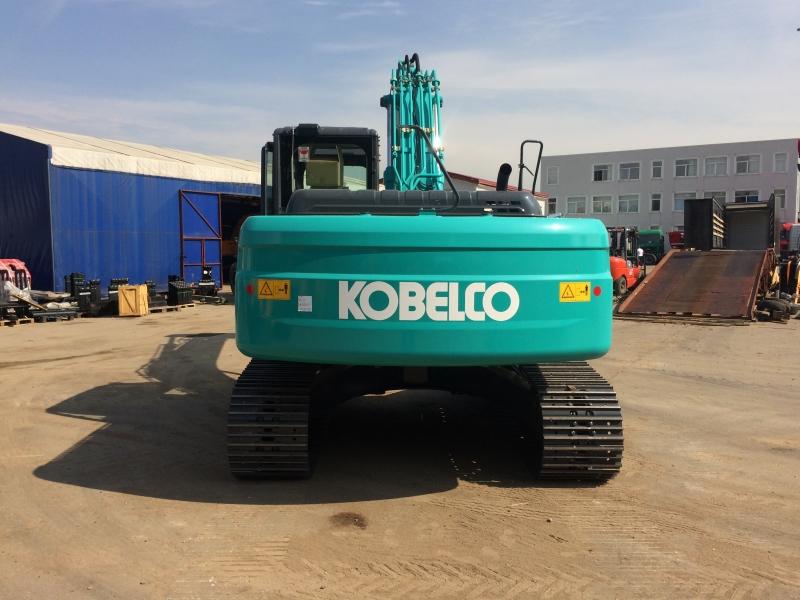 Фото №2:Экскаватор гусеничный Kobelco SK210LC-8
